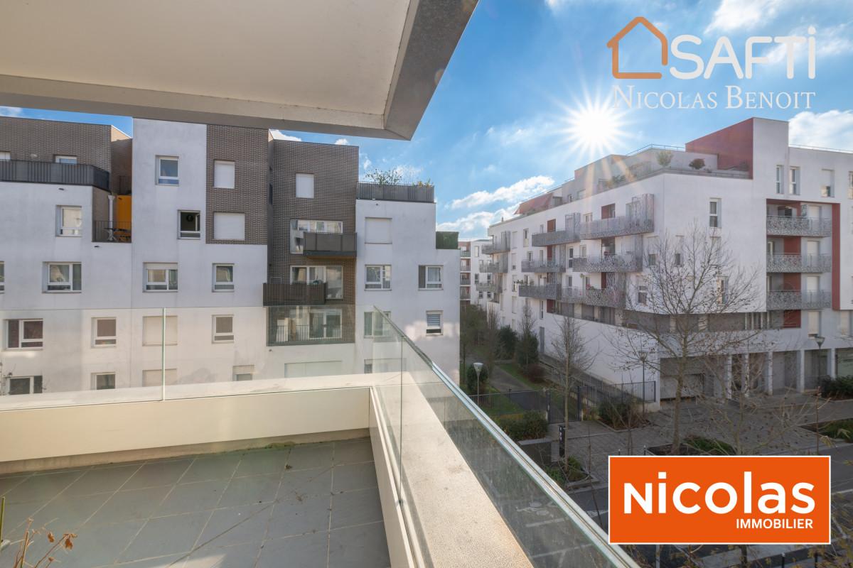 appartement NICOLAS - Massy Atlantis, appartement 5 pièces