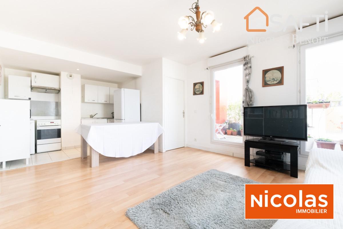 appartement NICOLAS - MASSY ATLANTIS appartement 3 pièces Parc Ampère