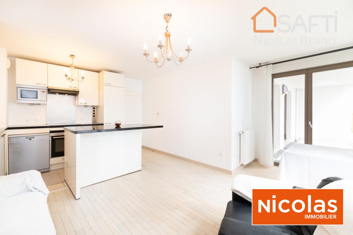 appartement NICOLAS - MASSY ATLANTIS appartement 3 pièces + 1 parking