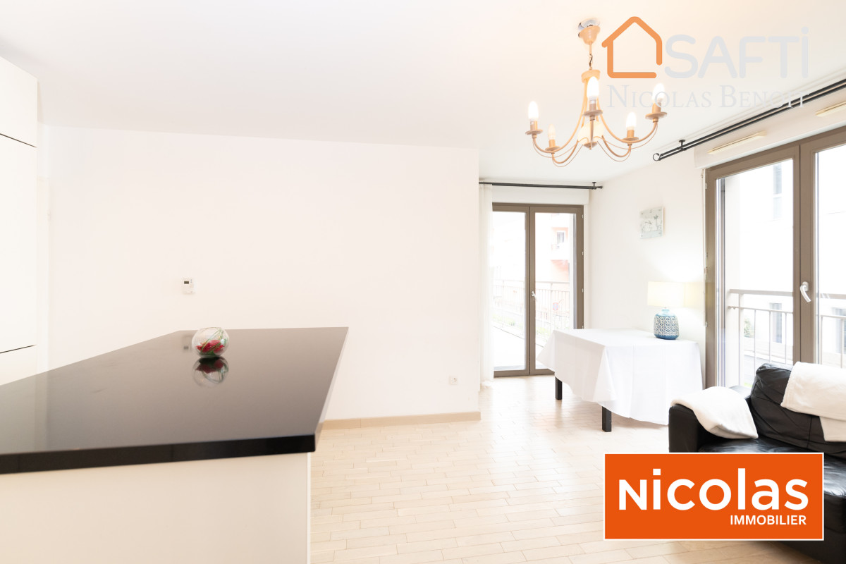 Massy appartement NICOLAS - MASSY ATLANTIS appartement 3 pièces + 1 parking