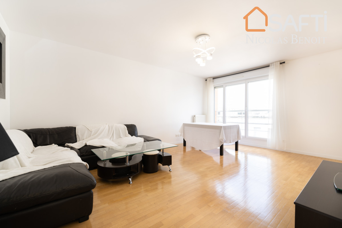 appartement NICOLAS - MASSY ATLANTIS, appartement 3 pièces et 2 parkings
