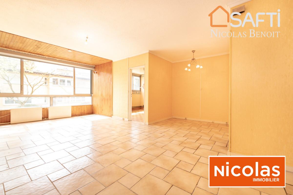 Massy appartement NICOLAS - Appartement 4 pièces Massy-Palaiseau + 1 cave + 1 parking