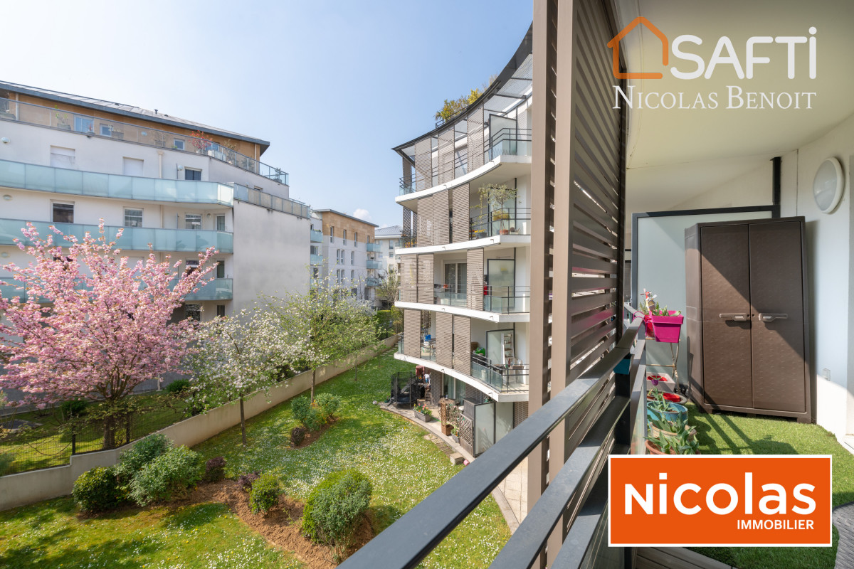 appartement NICOLAS - MASSY VILMORIN appartement 4 pièces
