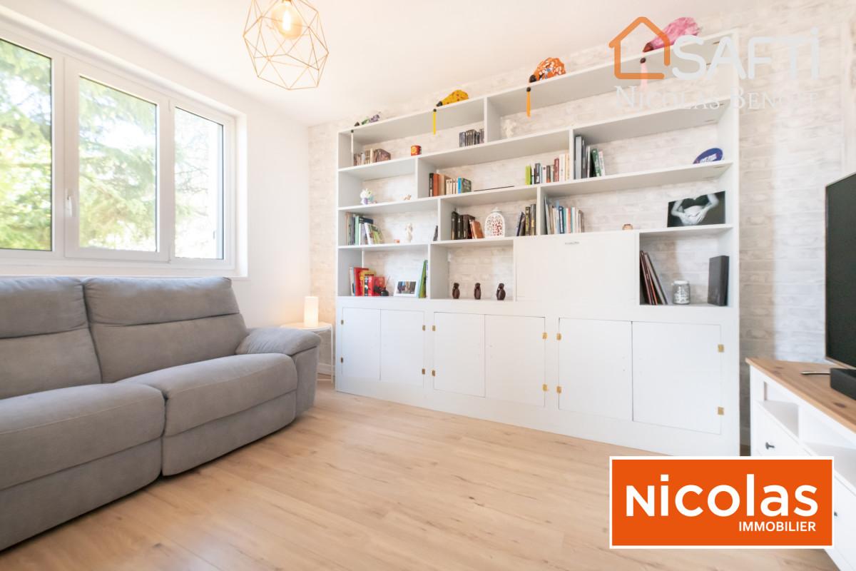 Massy appartement NICOLAS - MASSY GRAVIERS appartement 3 pièces