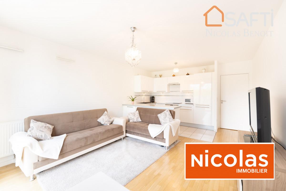 appartement NICOLAS - MASSY VILMORIN appartement 3 pièces 1 parking 1 cave