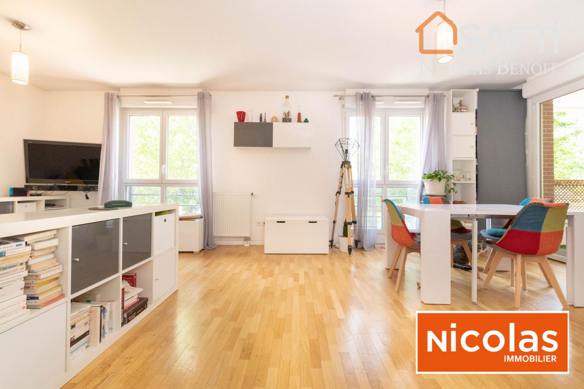 appartement NICOLAS - MASSY ATLANTIS Appartement 5 pièces + 2 parkings