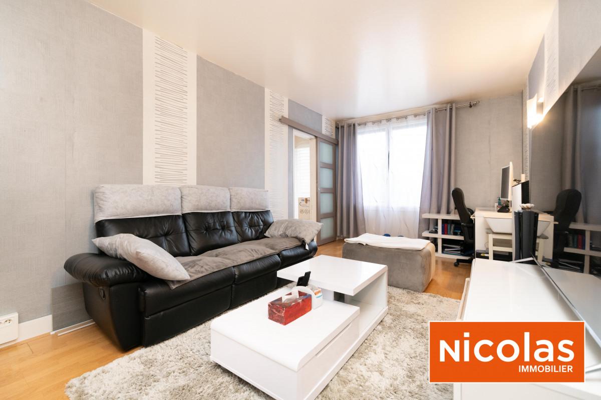 appartement Appartement 4 pièces + 1 cave à proximité de la gare RER Massy-Palaiseau
