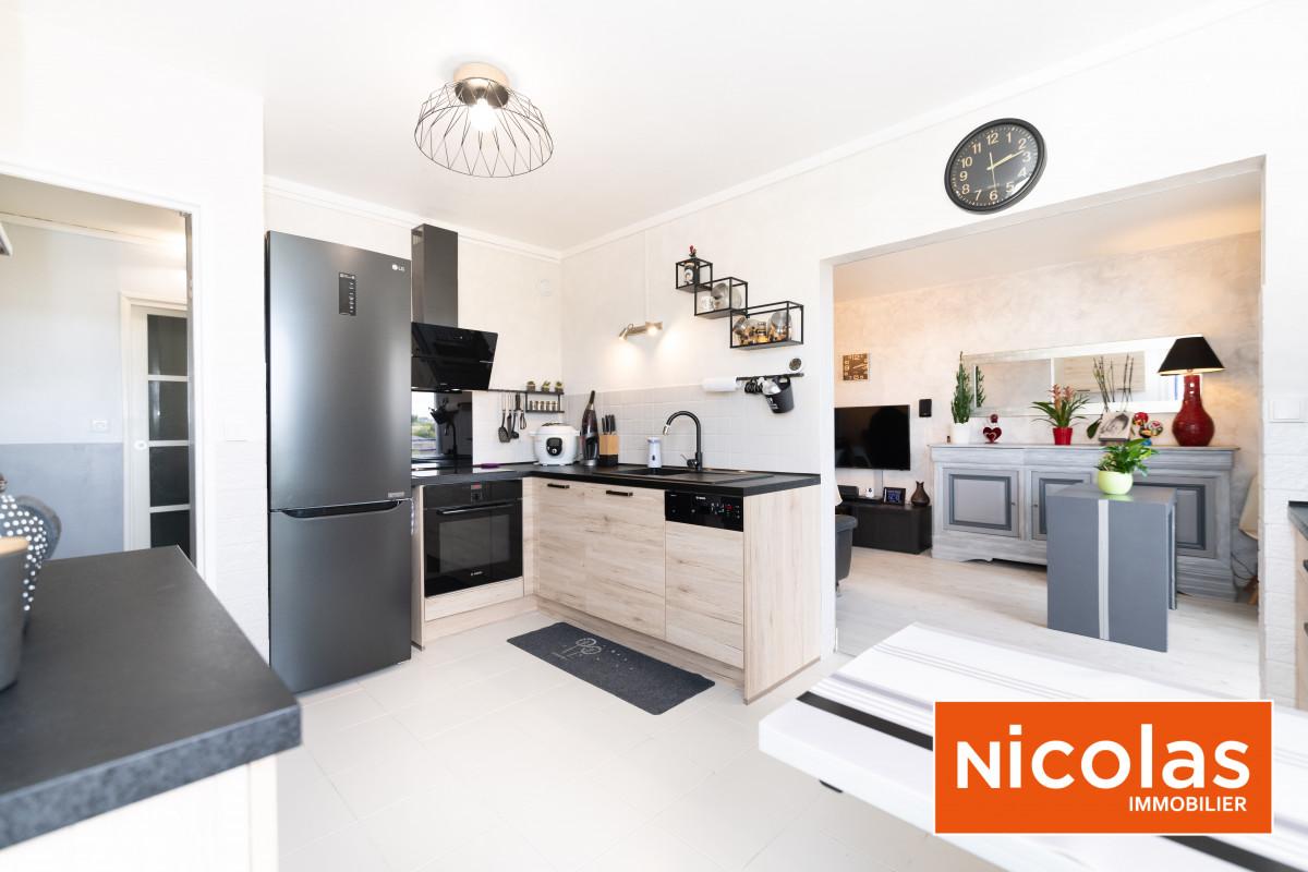 appartement NICOLAS - Appartement entièrement rénové à proximité du RER B