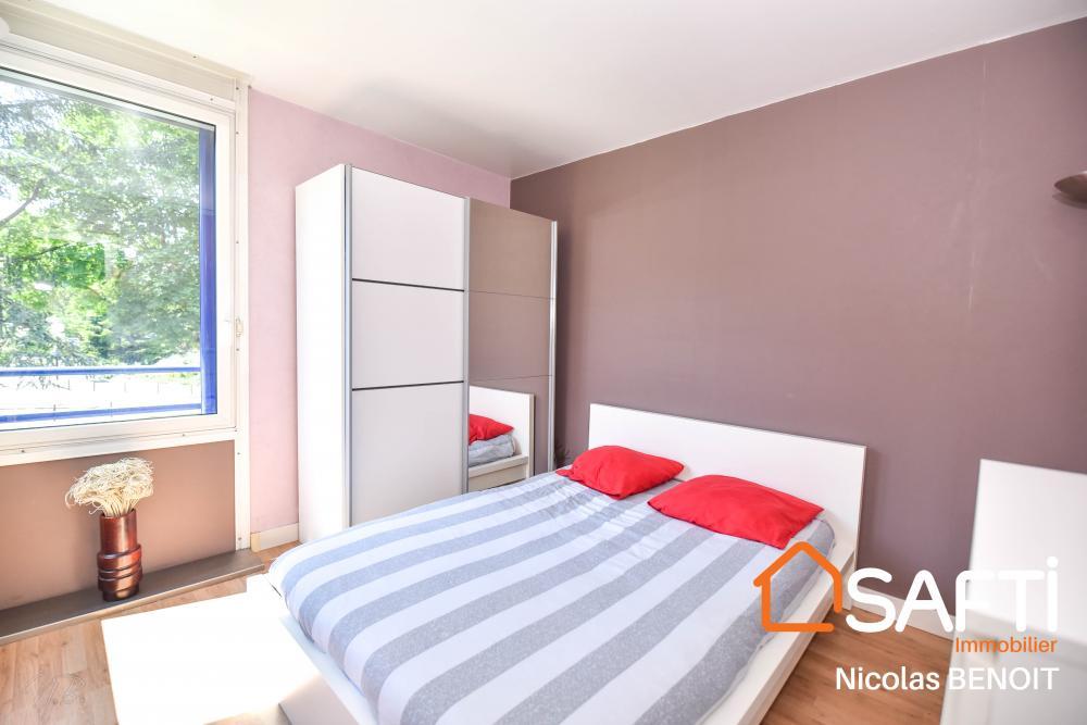 appartement Appartement de 79m2 avec terrasse, 3 chambres